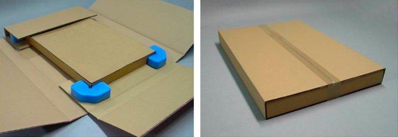 Verpackung-Versand