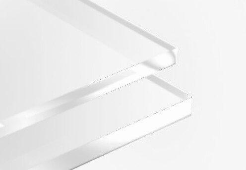 Museum-Acryl Oberfläche